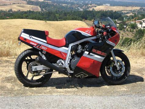 1986 Suzuki Gsxr 750 by 1986 Suzuki Gsx R750 Original Owner Sportbikes For