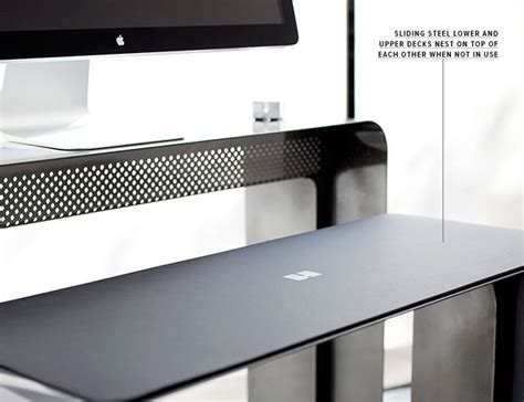 Ikea Glass Table Top 10 Best Modern Desks For Men Gear Patrol