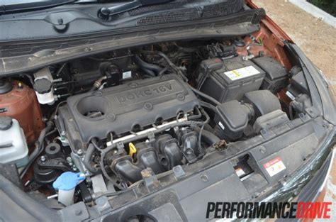 Kia Sportage 2013 Engine 2013 Kia Sportage Platinum Petrol Engine