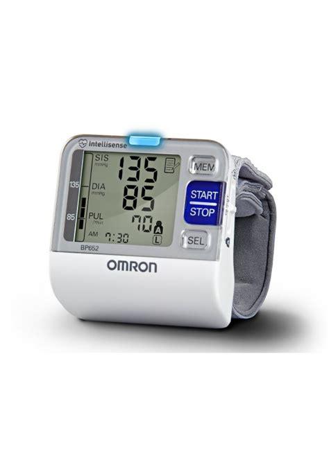 Blood Pressure Monitor Omron omron bp652 wrist blood pressure monitor health monitors