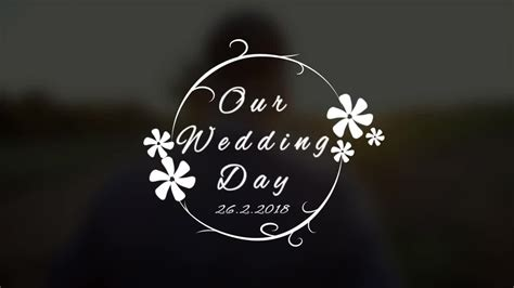 template after effects gratis wedding wedding title v4 after effects templates motion array