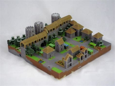 Easy Accessories To Build On Minecraft by Figureprints Makes Minecraft Real With 3 D Printers Wired