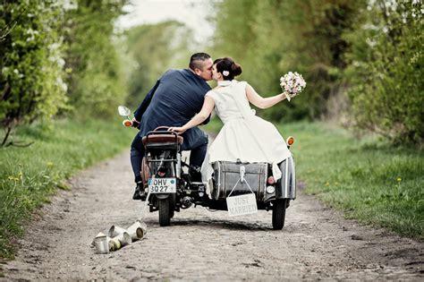 Motorrad Mit Beiwagen Für Hochzeit by Heiraten In Der Schorfheide Hochzeit Standesamtliche