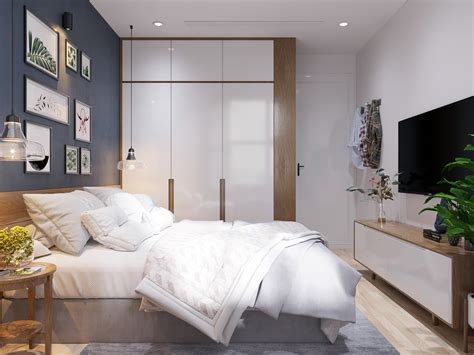 nordic style bedroom modern scandinavian home concept design suitable for young