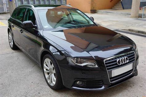 Audi A4 Avant 2009 by 2009 Audi A4 Avant 2 0t Great Condition Mid Levels