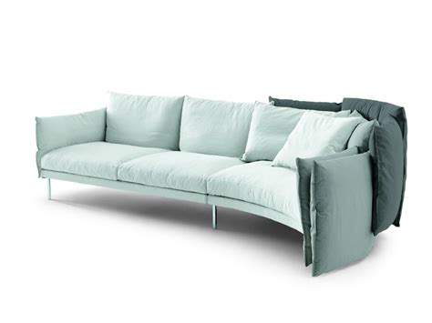sectional fabric sofa with removable cover black swan by