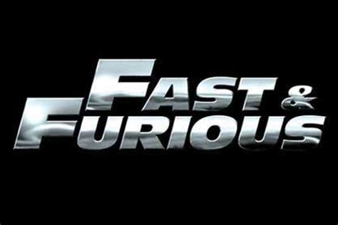 fast and furious font pics for gt fast and furious logo font
