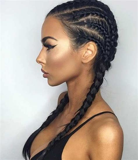 after braid removal hairstyle for black hair 25 best ideas about braided hairstyles on pinterest