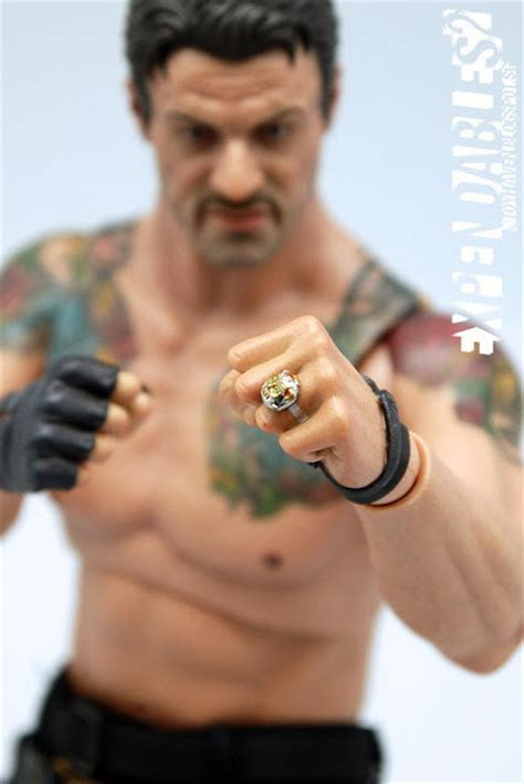 does sylvester stallone have tattoos toyhaven review ii toys the expendables 2 barney