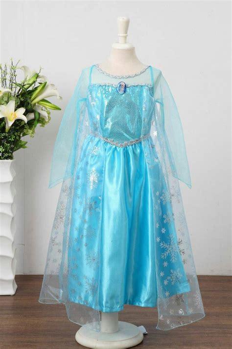 Gaun Pesta Original Marghon jual dress baju costume kostum gaun pesta ulang tahun anak birthday disney