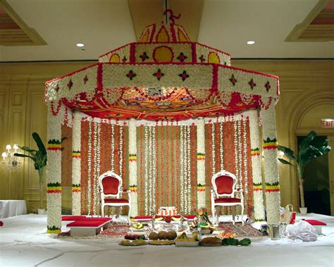hindu decorations for home indian wedding mandap decoration the home design guide