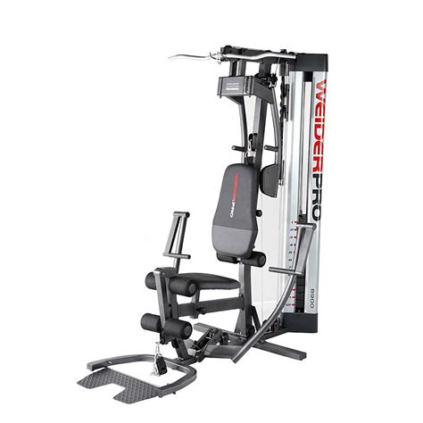 weider 006 14923 000 pro 8900 weight system sears outlet