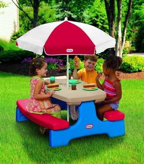 plastic table and bench set beautiful kids outdoor picnic table 6 outdoor table and