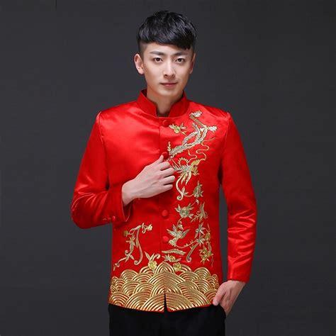 Baju Cheongsam Modern Sale buy grosir pria cheongsam from china pria cheongsam