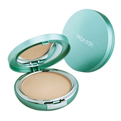 Foundation Wajah Wardah beautifull bedak wardah