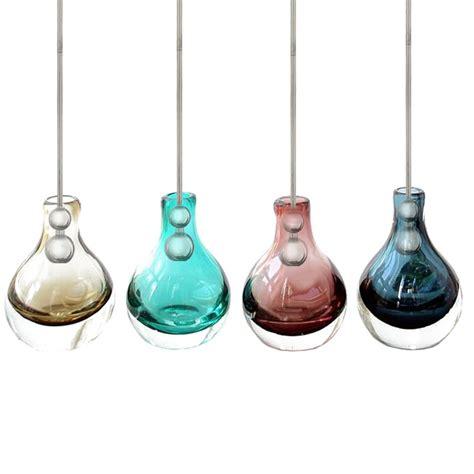 Blown Glass Mini Pendant Lights Modern Mini Blown Glass Shade Pendant Lighting 12022 Browse Project Lighting And Modern
