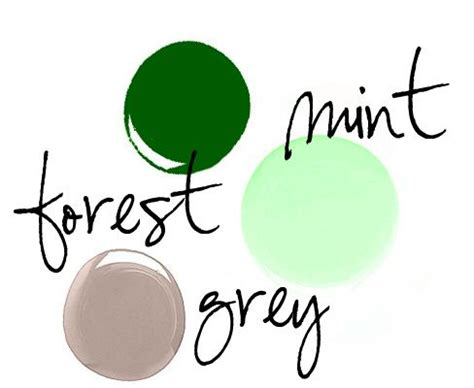 what colors compliment grey kitchen colors to compliment vintage mint and forest green