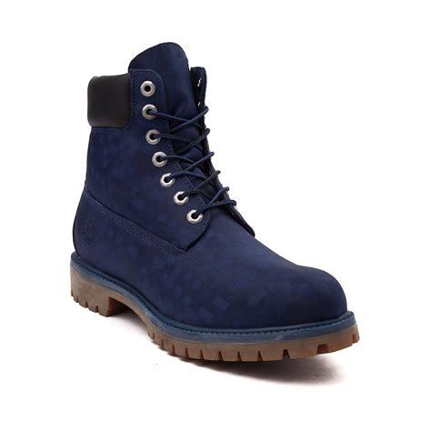 Timberland Blue mens timberland 6 digi boot blue 531683