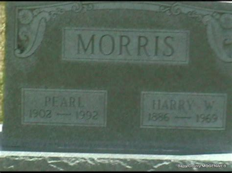 oak ridge barry co mo cemeteries