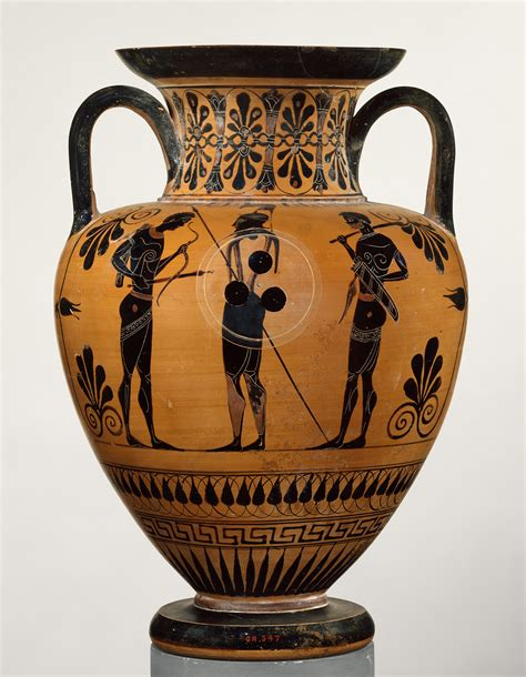 Athenian Vase Painting by Ancient Civilisations 2011 Svj Different Types Of