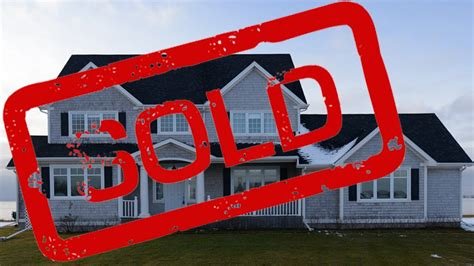 real estate beach house sold prince edward island real estate waterfront ocean beach house for sale sunset