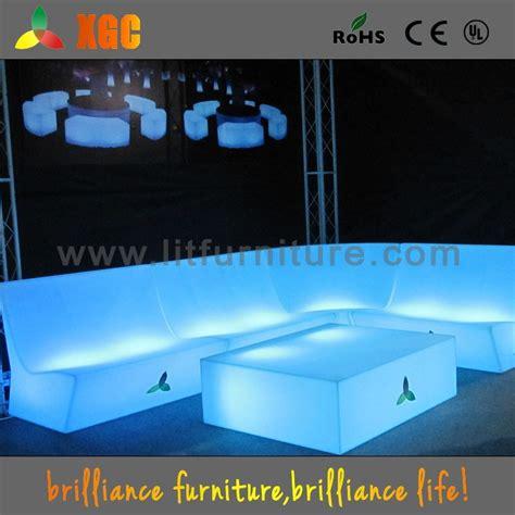 divani discoteca discoteca led divano impermeabile divano illuminato