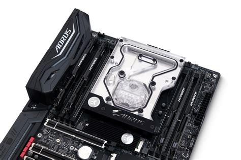 Gigabyte Ga X299 Ud4 Lga 2066 Gaming Garansi Resmi ekwb raffredda le gigabyte x299