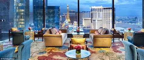 World's most luxurious drinking tour with £750,000 price ... Aria Hotel Vegas Rooms