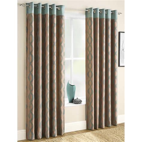 capri curtains belfield furnishings capri teal eyelets readymade curtains
