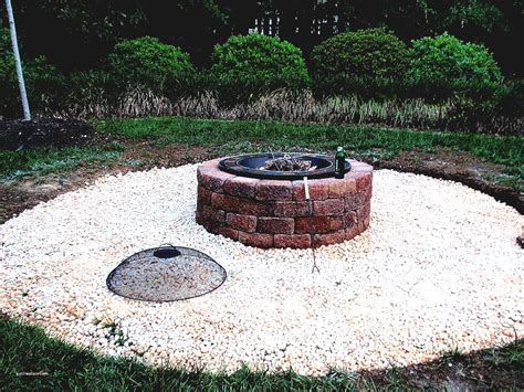 diy pit cheap and easy ring pit kit lit up from easy pits added the cool garden ideas