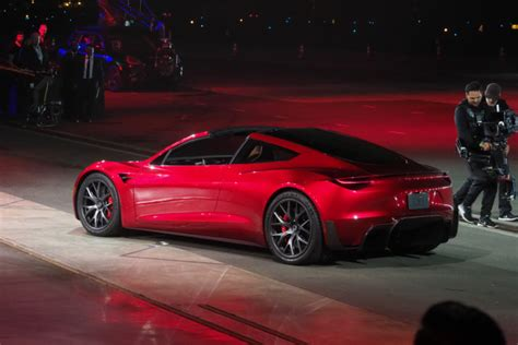 how much is a new tesla tesla unveils the new roadster techcrunch