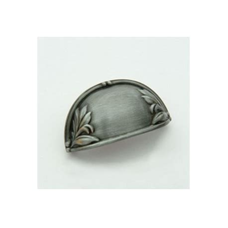 pewter cabinet cup pulls antique pewter cup pull knobs n knockers