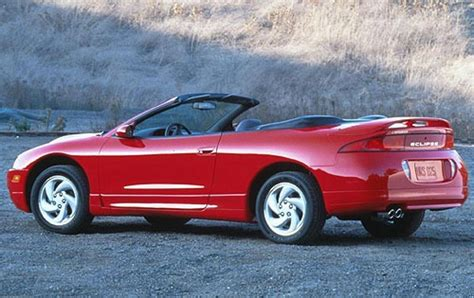 1999 Mitsubishi Eclipse Spyder Information And Photos