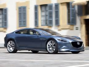 mazda6 coupe coming next year leftlanenews