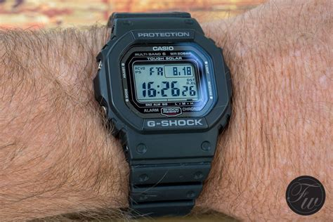 casio g the casio g shock gw 5000 an offspring from the g