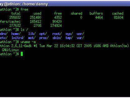 xterm tutorial linux xterm emulador de terminal linux y gnu taringa