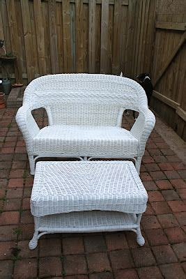 8 Best Images About Restoring Wicker Furniture On Restore Wicker Patio Furniture