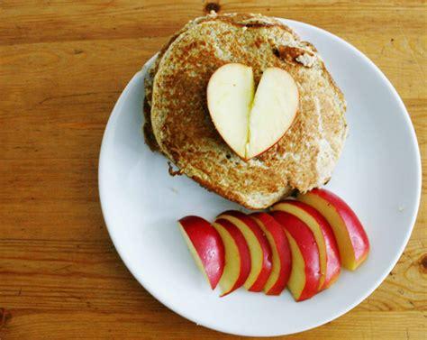 Por Esas Noches Pensando En receta fitness tortitas de manzana carbohidratos