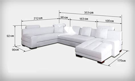 how long is a standard sofa popular long leather sofa buy cheap long leather sofa lots