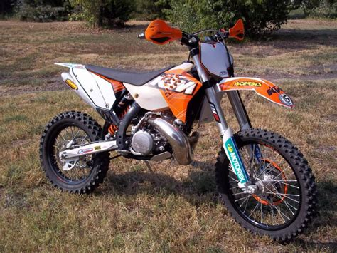 2011 Ktm 300 Xcw For Sale 2011 Ktm 300 Xcw Dirt Bike For Sale On 2040 Motos