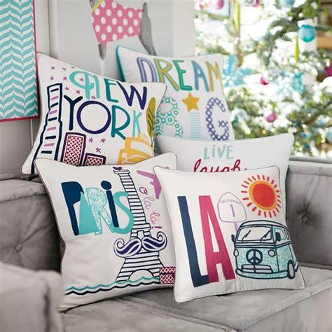 Destination Pillows by Destination Pillow Covers Pbteen