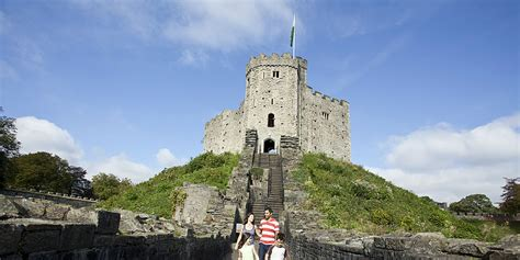 cardiff attractions tourist information visit britain