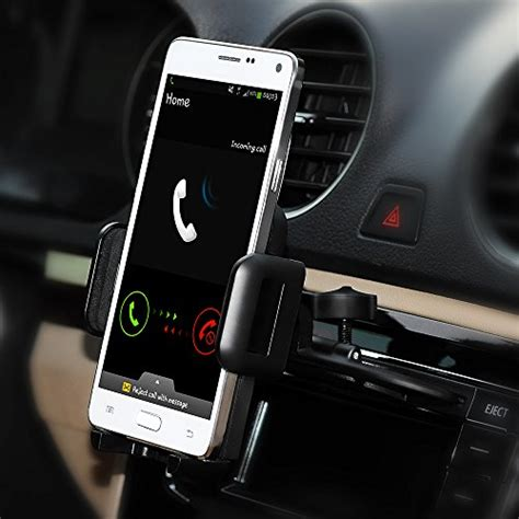 Cell Phone 3 by Mpow Car Phone Holder Cd Slot Car Phone Mount Universal