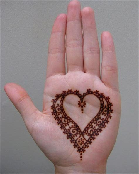 henna heart tattoo mehndi designs 15 beautiful and splendid henna works