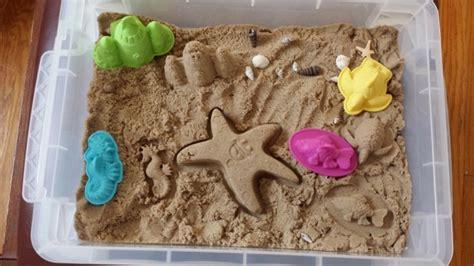 Sand Selber Machen by Kinetic Sand Selber Machen Ein Einfaches Rezept