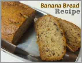 banana bread recipe dishmaps