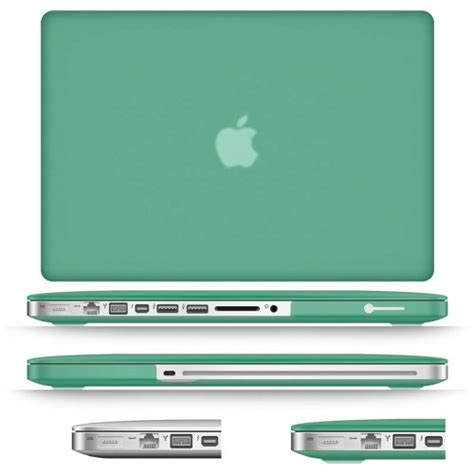 Keyboard Protector Macbook 13 Green Mc13kgn rubberized for macbook pro 174 13 with screen