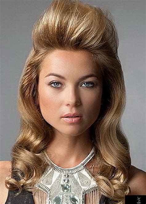 prom hair style of the 70 s 70s hairstyles for women