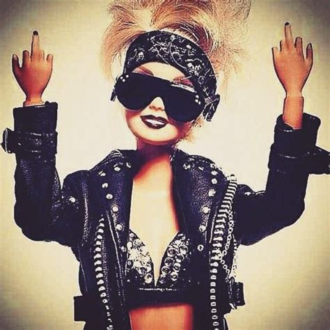 Barbie Lollipop Meme - badass barbie fuckyou middlefinger guaranteed laughs