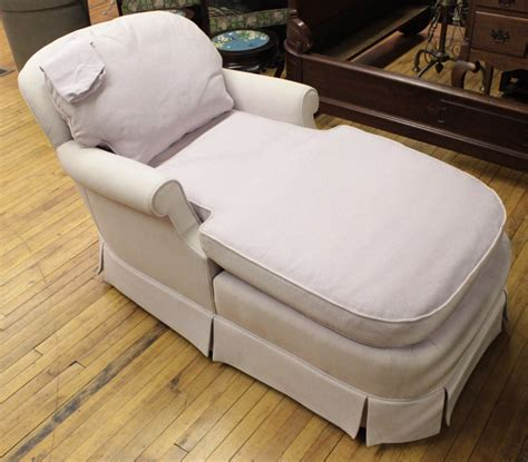 overstuffed chaise lounge furniture bake furniture co overstuffed chaise lounge typ